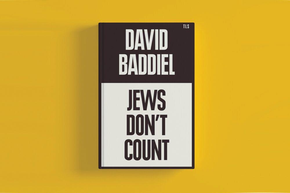 אנטישמיות בלונדון, אנגליה, בריטניה - כריכת הספר ״יהודים לא נחשבים״ של הסופר דיוויד בדיל