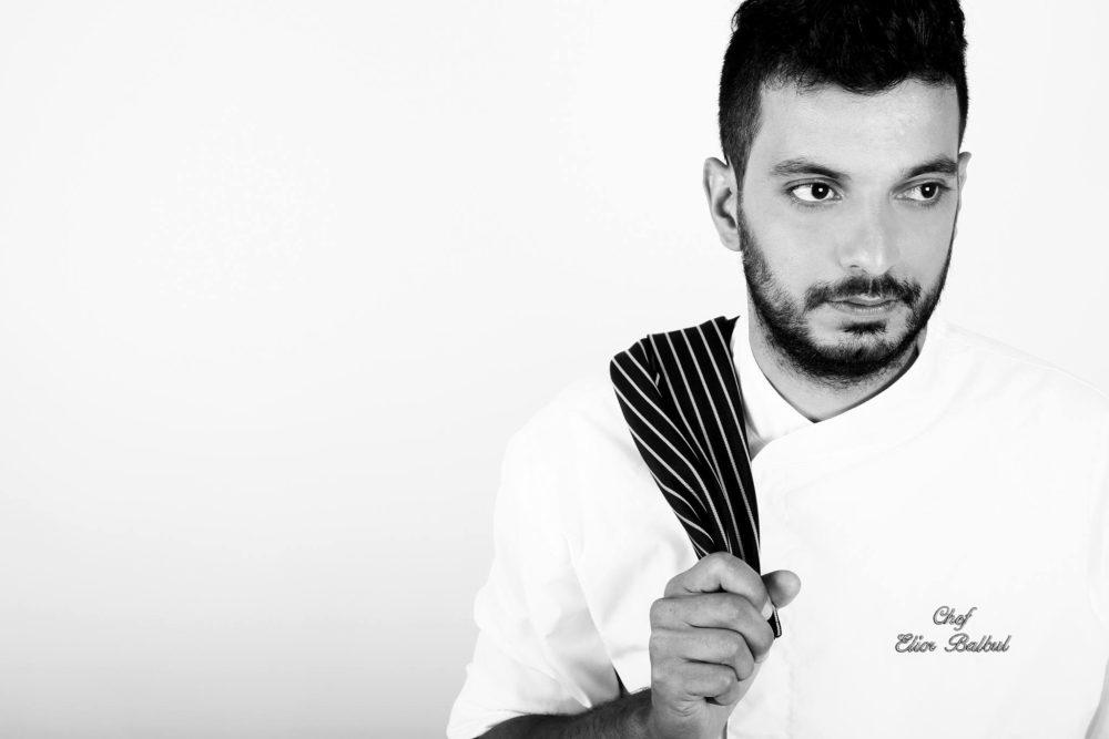 אוכל ישראלי ומסעדות ישראליות בלונדון - השף אליאור בלבול פתח מסעדה חדשה במרליבון בשם קמיליאון