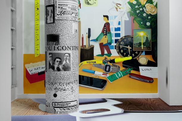 """אמנות בלונדון, אנגליה, בריטניה - תערוכה """"היקום"""" בבית המאנות הלנה רובינשטיין, תל אביב."""
