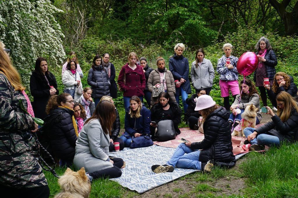 נשות לונדון - קהילה ישראלית תומכת באנגליה