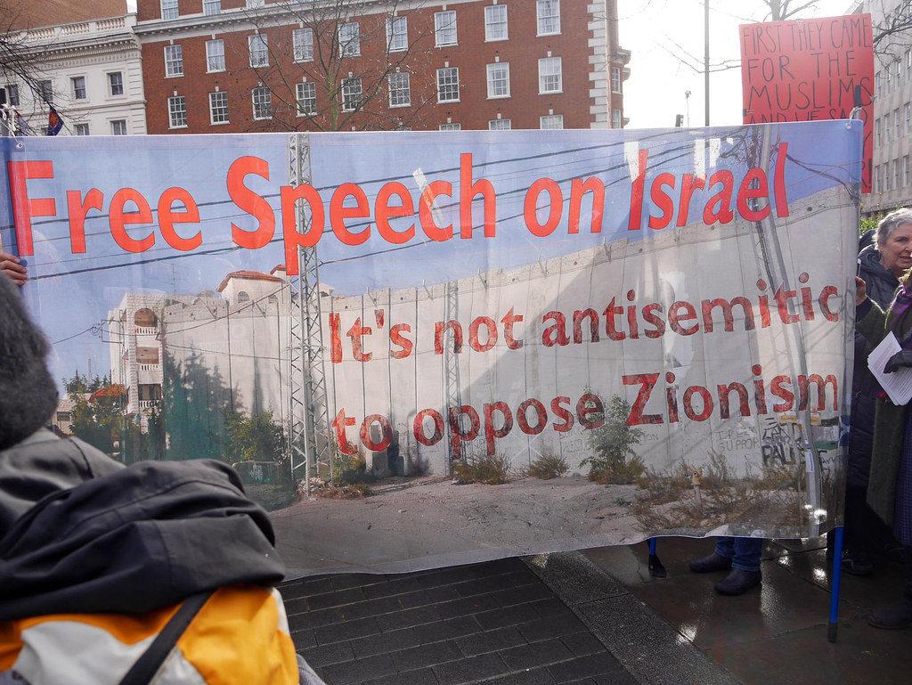 אנטישמיות בלונדון, אנגליה, בריטניה
