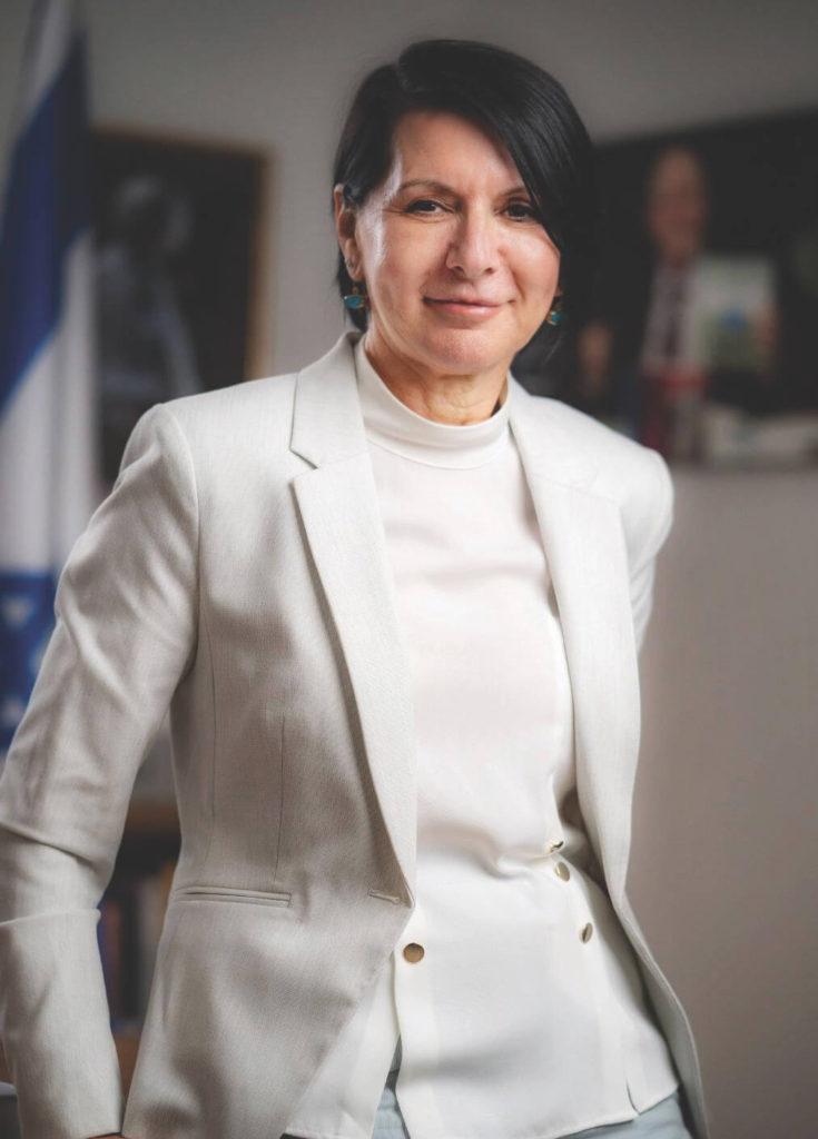 גוסטי יהושע-ברוורמן - מושיטה יד לישראלים בתפוצות