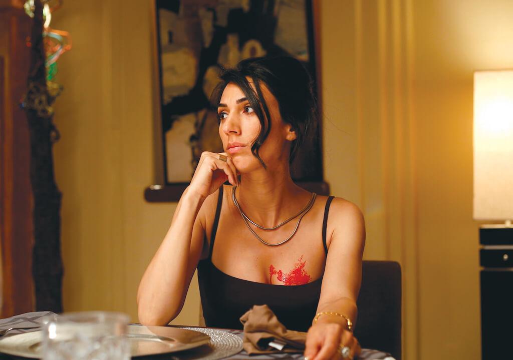 לירז חממי שחקנית ישראלית באנגליה