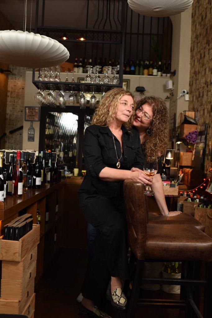 יין בלונדון, אנגליה - ענת ורפאלה